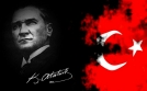 Turkey Flag Ataturk