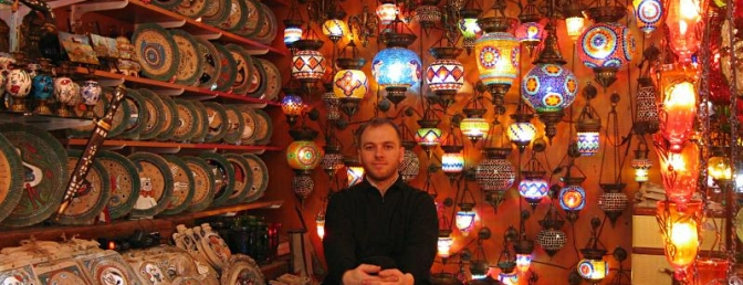 Turkish Bazaar Handicrafts