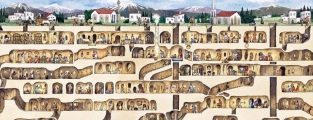 Derinkuyu Underground City Photos