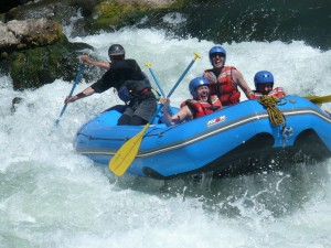 Adventure Travel Turkey Rafting