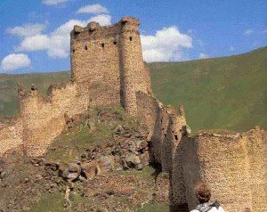 Ardahan Castle - Turkey Travel