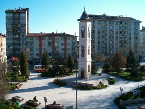 Kütahya Clock Tower