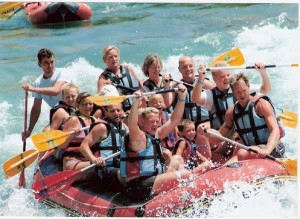 Rafting Tour Turkey