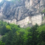 Trabzon Sumela Monastery Tour Blacksea Turkey