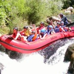 Turkey Rafting