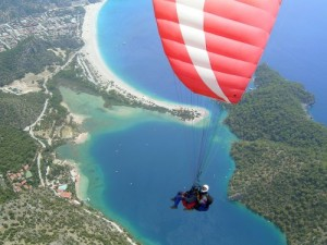 Turkey SkyDiving