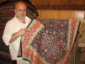 Turkish Bazaar - Carpets and Kilims