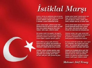 Turkish National Anthem