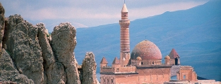 Agri Ishak Pasha Palace Turkey Travel